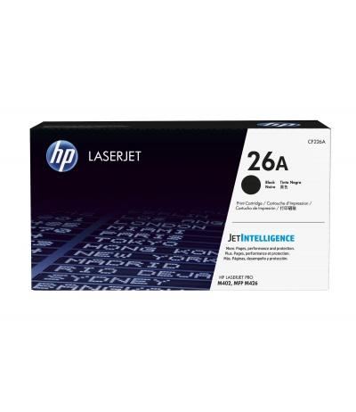 HP 26A 1 pc(s) Original Black