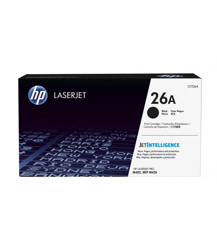 HP 26A 1 szt. Oryginalny Czarny