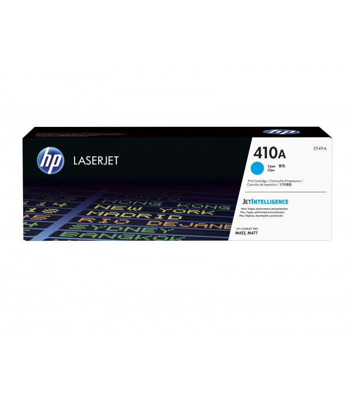 HP 410A 1 szt. Oryginalny Błękitny