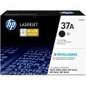 HP 37A Black LaserJet Toner Cartridge