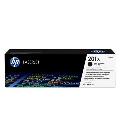 HP 201X 1 pc(s) Original Black