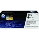 HP LaserJet 1000/3000 Series Black Crtg