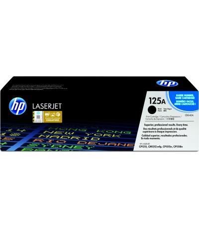HP 125A 1 pc(s) Original Black