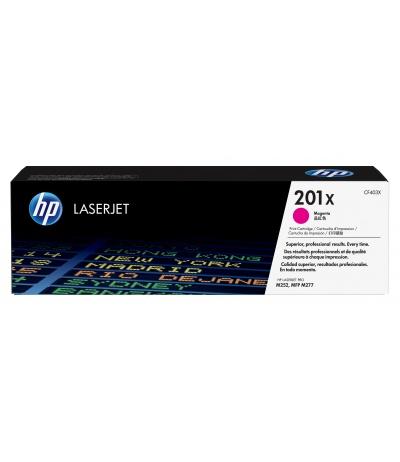 HP 201X 1 pc(s) Original Magenta