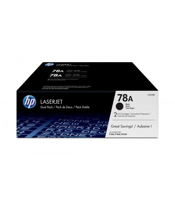 HP 78A 2 szt. Oryginalny Czarny