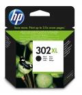HP 302XL 1 szt. Oryginalny Wysoka (XL) wydajność Czarny