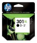 HP 301XL 1 szt. Oryginalny Wysoka (XL) wydajność Czarny