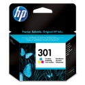 HP 301 Tri-colour Ink Cartridge