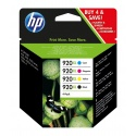 HP 920XL Ink Cartridge Combo Pack