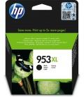 HP 953XL Oryginalny Wysoka (XL) wydajność Czarny