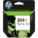 HP 304XL Tri-color Original Ink Crtg