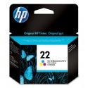 HP 22 Black EU Cartridge