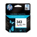 HP 343 EUR Tricolor Cartridge