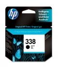 HP 338 1 szt. Oryginalny Standardowa wydajność Czarny fotograficzny