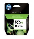 HP 920XL 1 szt. Oryginalny Wysoka (XL) wydajność Czarny