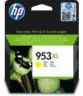 HP 953XL Oryginalny Wysoka (XL) wydajność Żółty