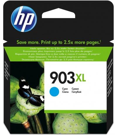 HP 903XL Oryginalny Wysoka (XL) wydajność Błękitny