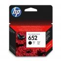 Tusz HP 652 Oryginalny Czarny