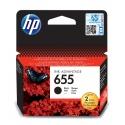 Tusz HP 655 1 szt. Oryginalny Czarny fotograficzny