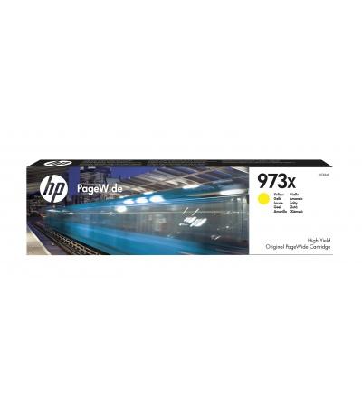 HP 973X Oryginalny Wysoka (XL) wydajność Żółty