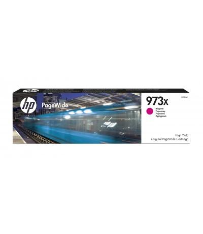 HP 973X Oryginalny Wysoka (XL) wydajność Purpurowy