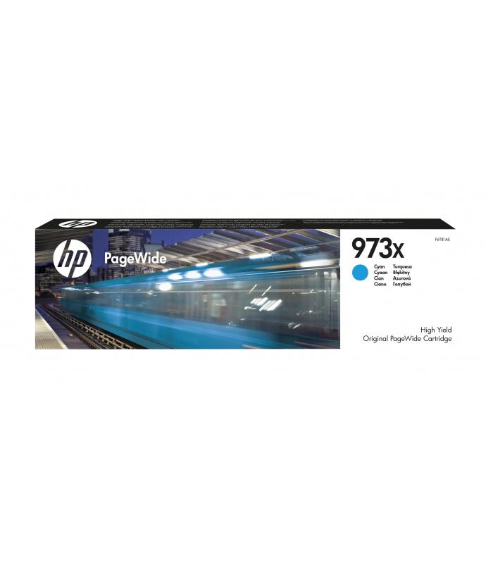 HP 973X Oryginalny Wysoka (XL) wydajność Błękitny