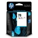 Tusz HP 78 1 szt. Oryginalny Standardowa wydajność Błękitny, Purpurowy, Żółty