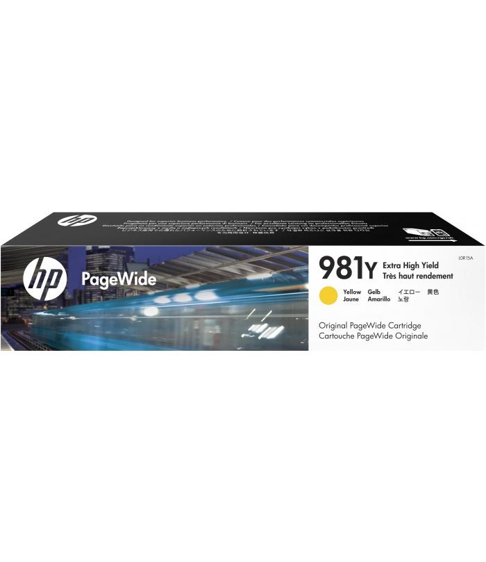 HP 981Y Oryginalny Extra (Super) Hight Yield Żółty