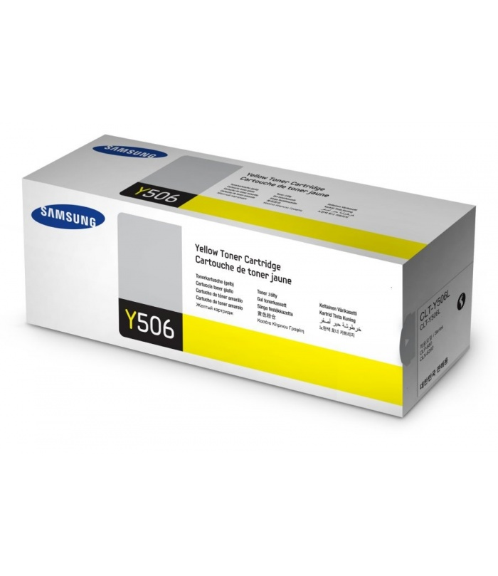 Toner Samsung CLT-Y506L