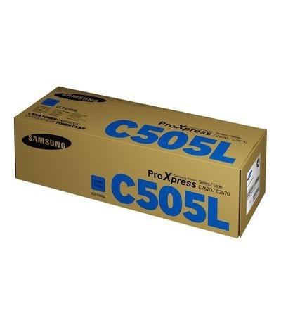 Toner Samsung CLT-C505L