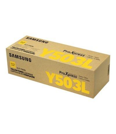 Toner Samsung CLT-Y503L