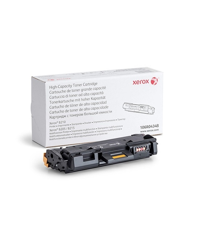 Toner Xerox - 106R04348