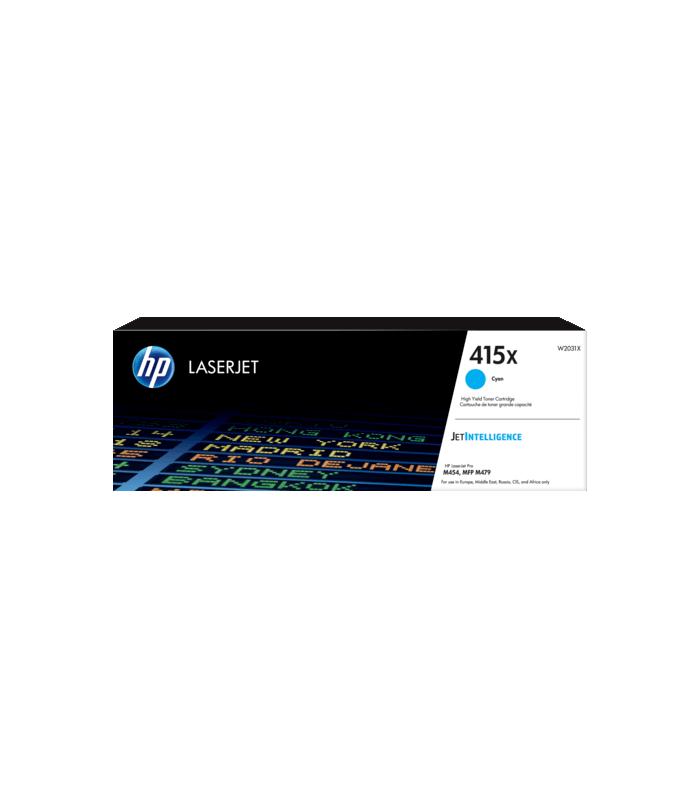 HP toner W2031X (cyan) 415X